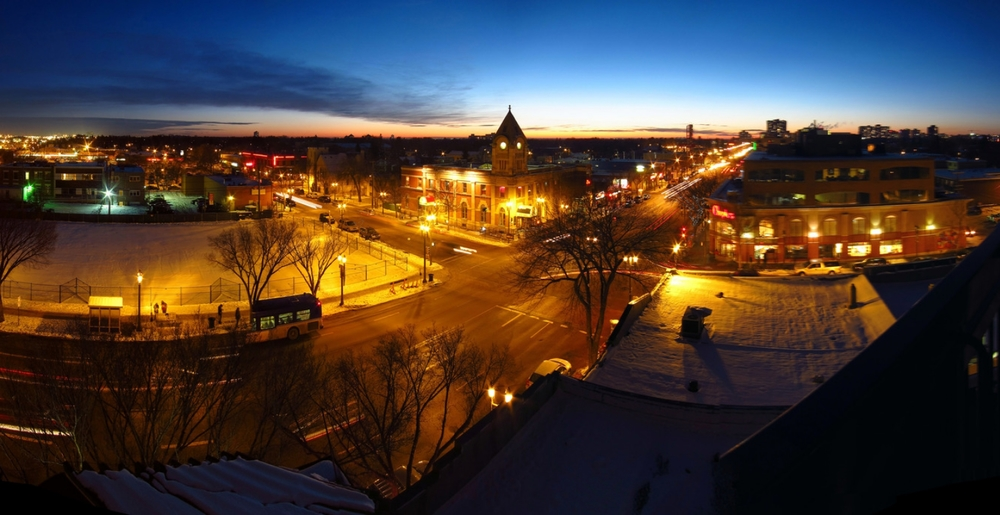 Photo of Whyte Avenue, Edmonton by  Gord McKenna
