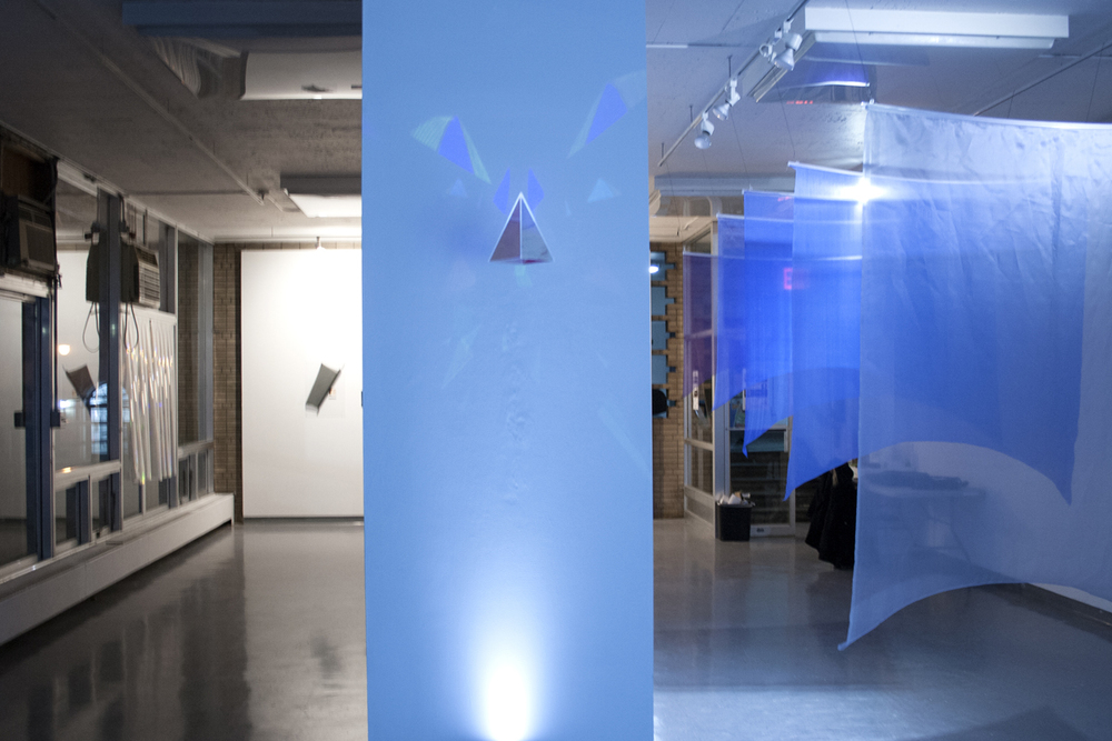 SUN COME DOWN Installation view, 2014