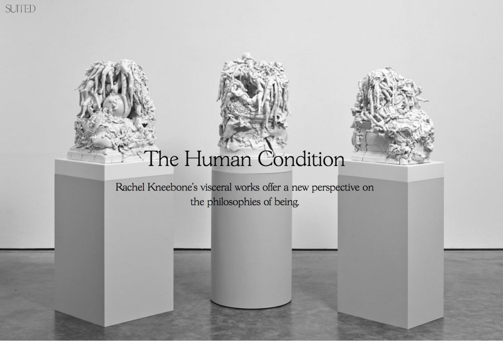 The Human Condition  | SUITED Magazine No.3   Read online
