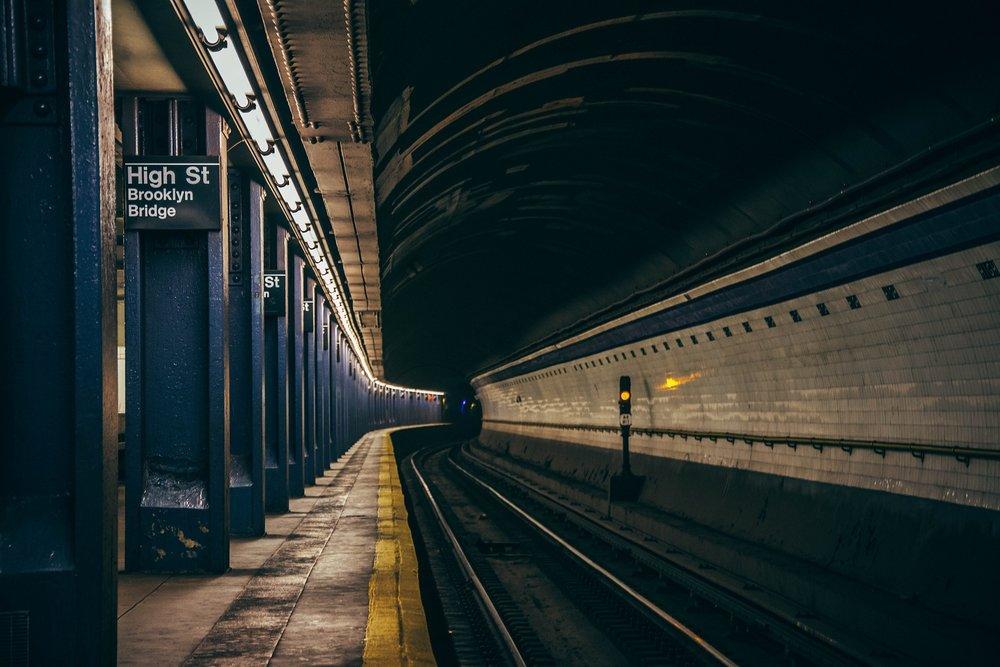 Brooklyn-subway