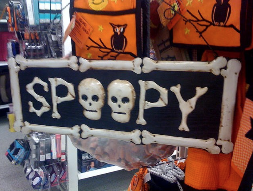 So many spoops.