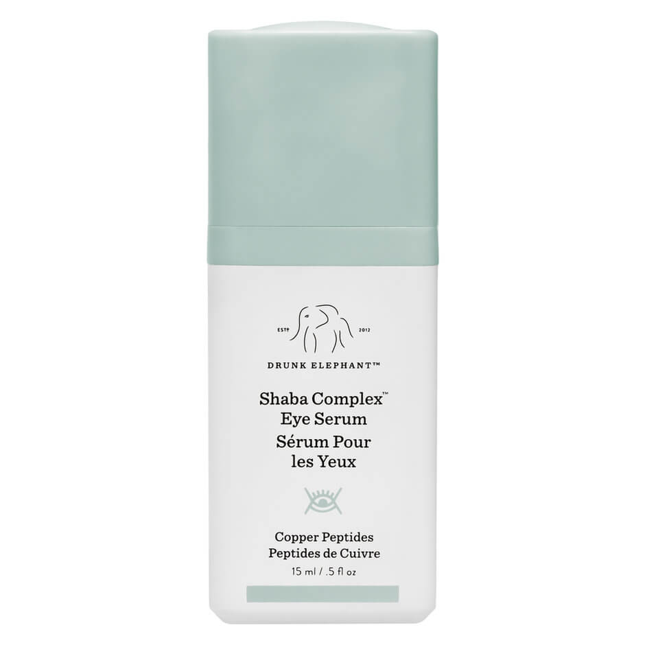 step 1:  DRUNK ELEPHANT  Shaba Complex™ Eye Serum