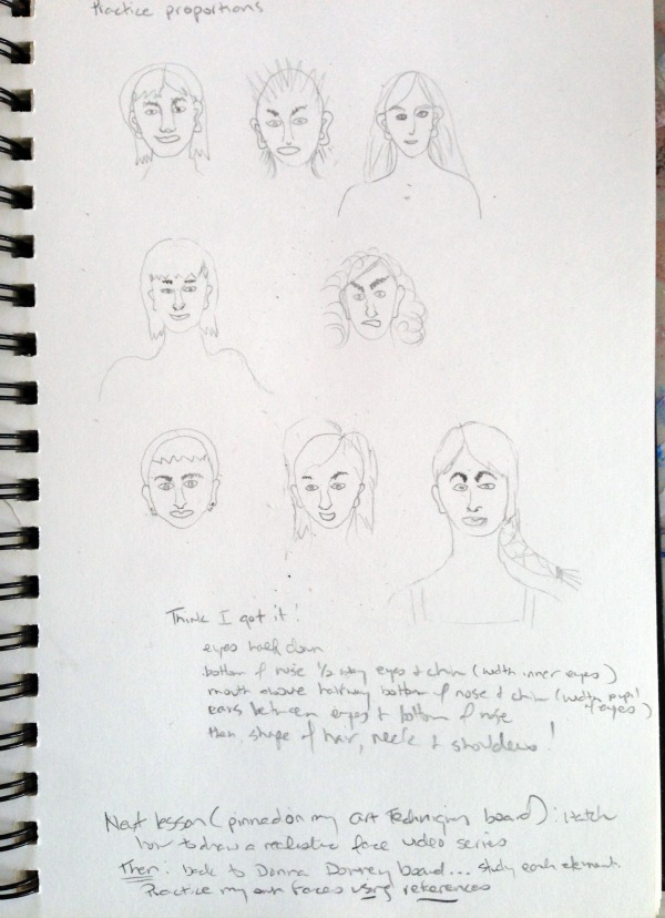 Learning more faces