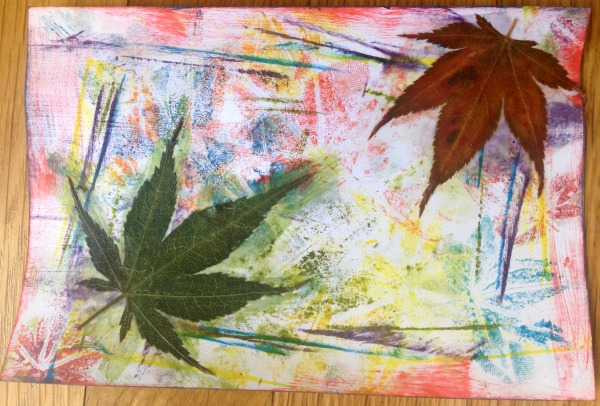 icad rainbow maple leaf