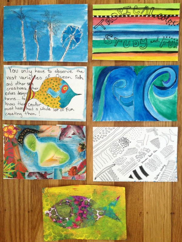 ICAD - week eight