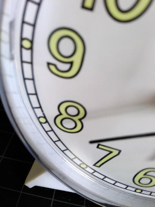 close clock