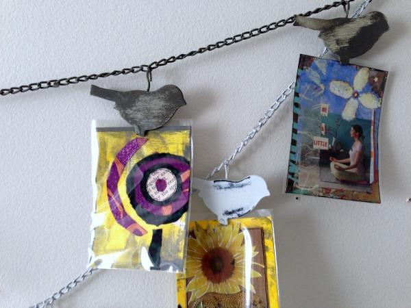 Birds Closeup A