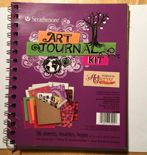 lettering journal