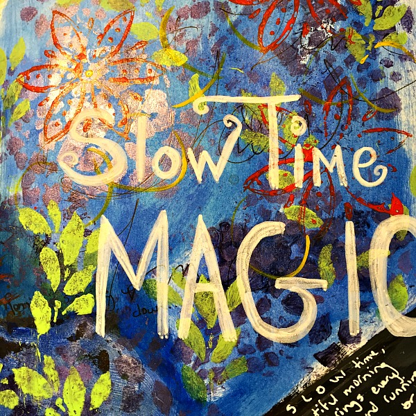 slow time magic close