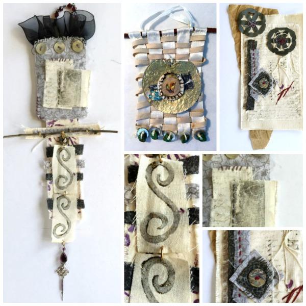 Fiber Collage
