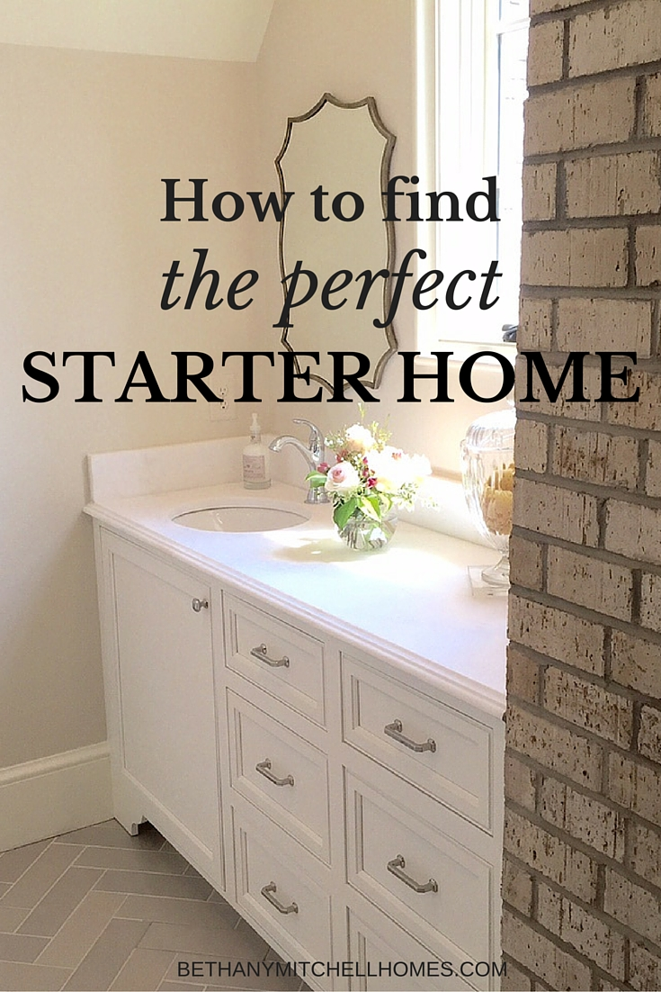 Bethany Mitchell Homes: How to Find the Perfect Starter Home