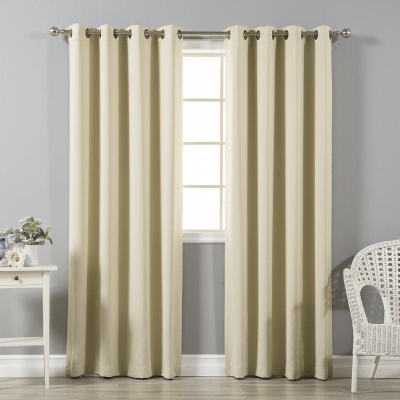 Solid Blackout Thermal Grommet Curtain Panels.jpg