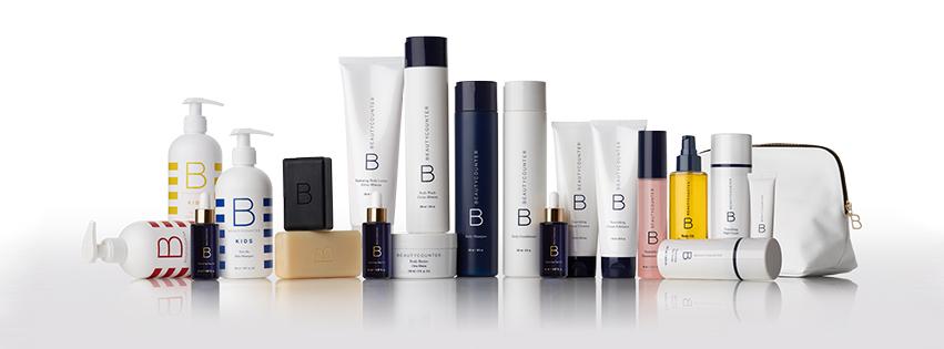 Beauty Counter | Bethany Mitchell