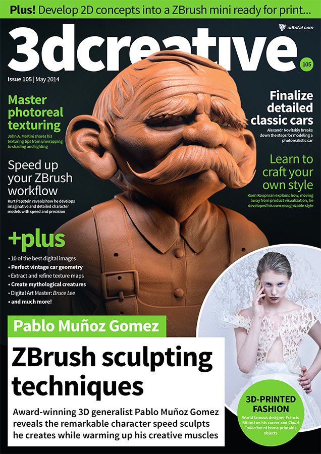 3d Creative - issue 105