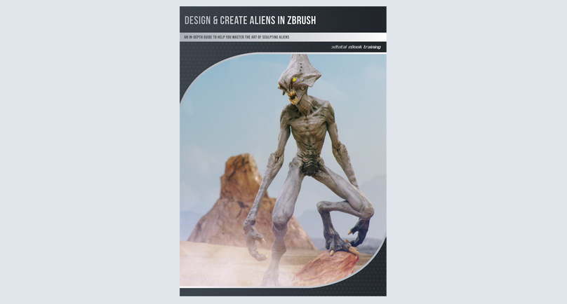 Design & Create Aliens in ZBrush
