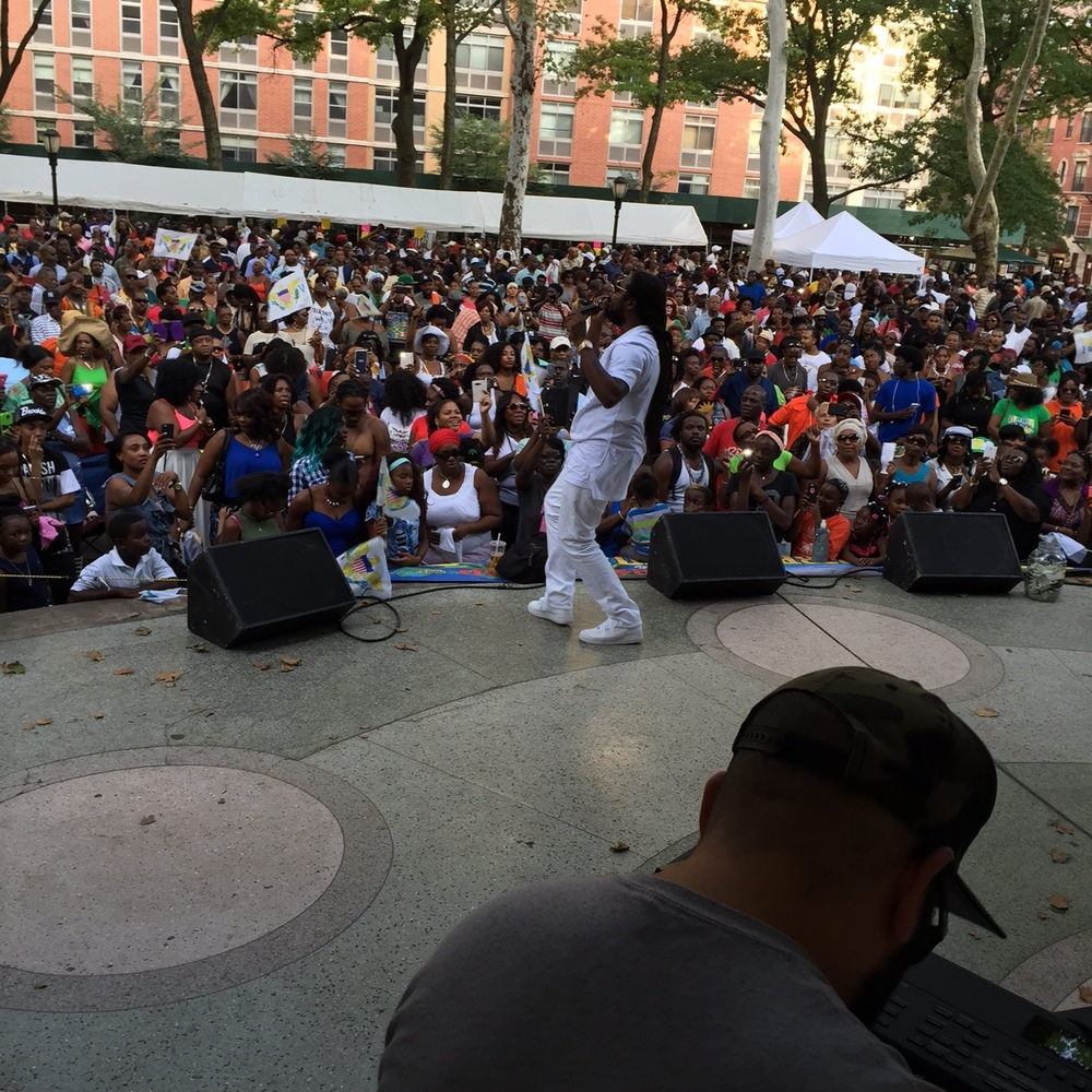 Pressure Buss Pipe Performs live in NYC at Festival 2015