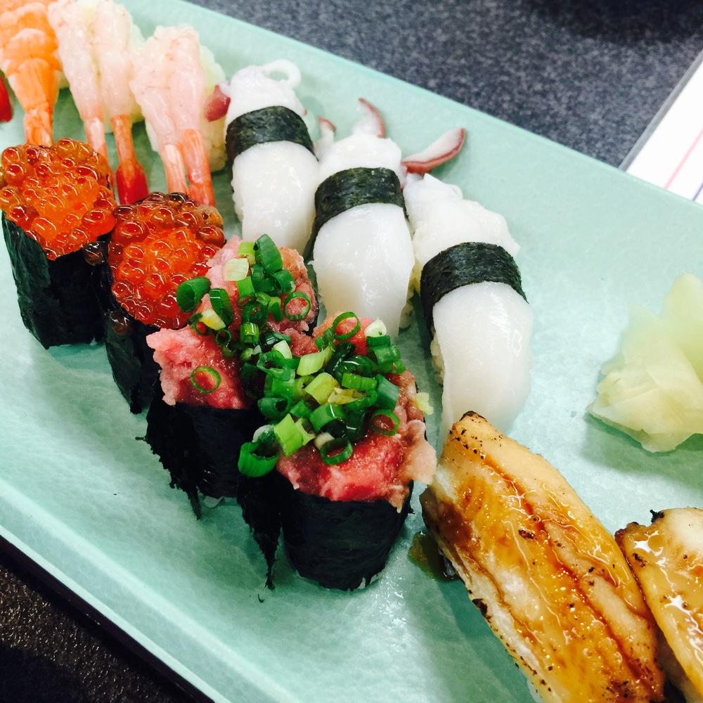 Tsukiji Kiyomura Sushi-Zanmai