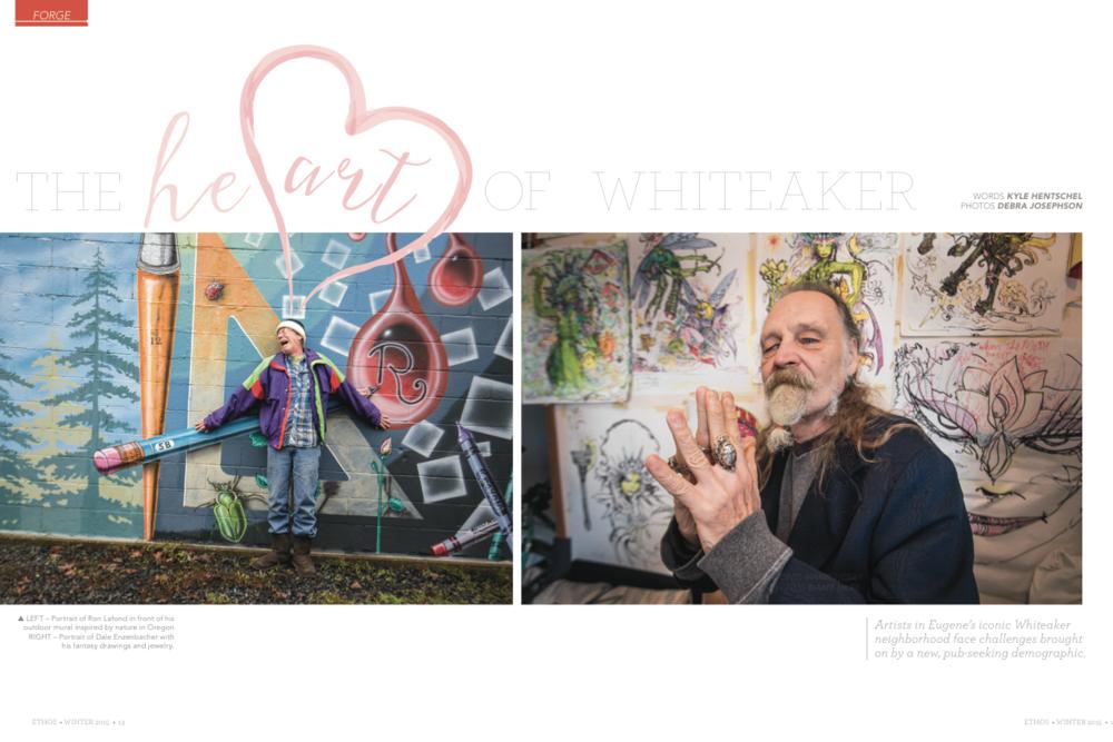 The HeArt of the Whiteaker