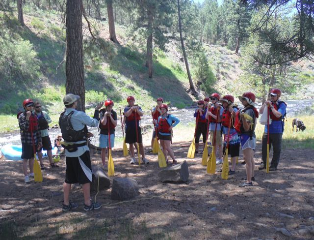 Truckee River Safety Orientation