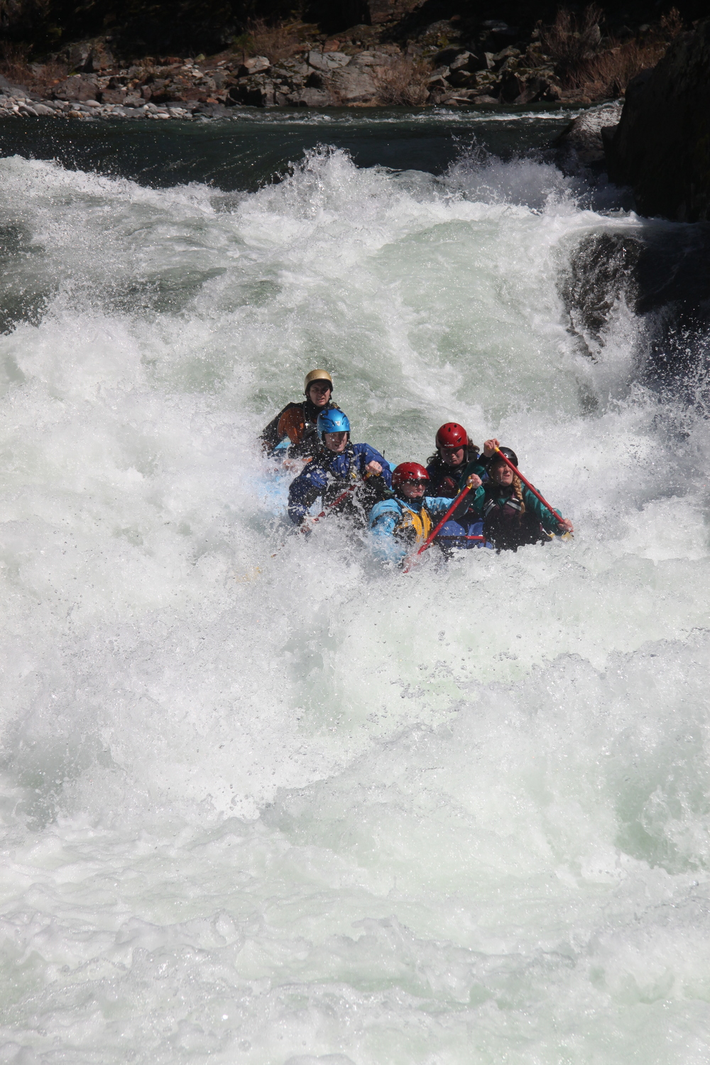 Maytag Rapid - North Fork Yuba