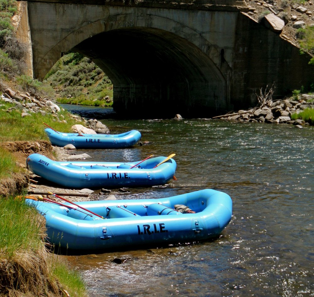 call about our 9900 tuesday middle fork american river specials