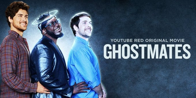 GHOSTMATES (2016) Comedic Feature Film.