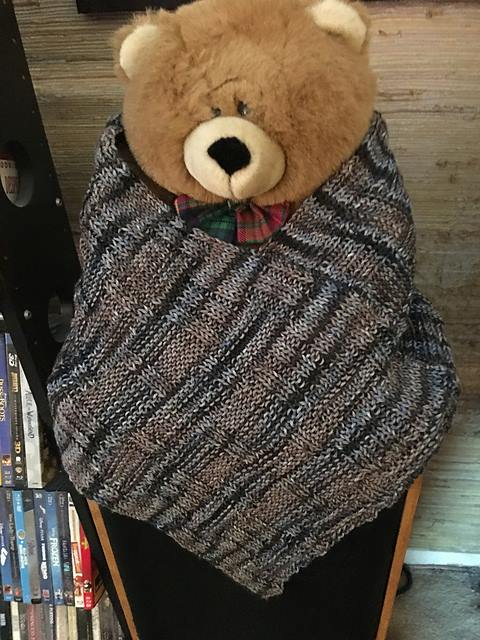 Benay's Highland Ridge Cowl