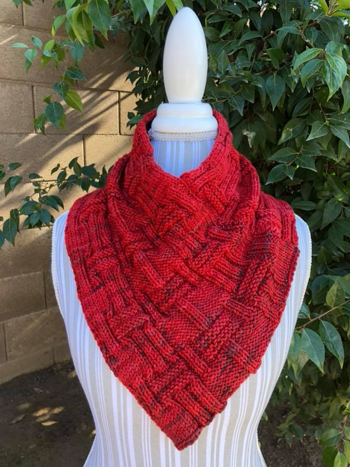 Irina's Highland Ridge Cowl