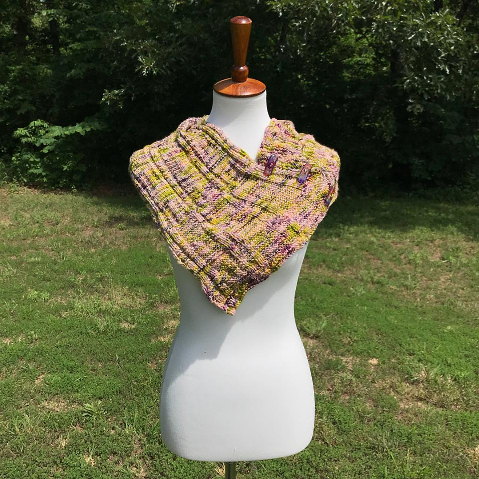 Lori's Highland Ridge Cowl