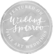 Featured in Weddings Sparrow