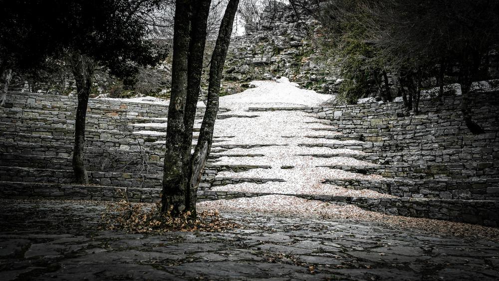 Τα τελευταία χιόνια του χειμώνα