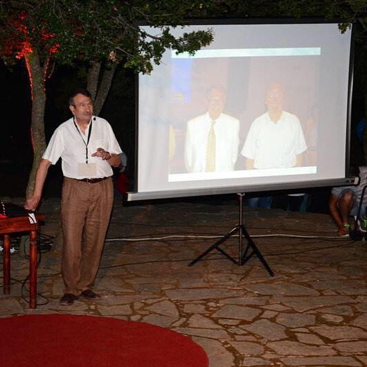 Γιάννης Παπαμαστοράκης, το όραμα ενός αστεροσκοπείου στη μέση του πουθενά. #TEDxAnogeia #Anogeia #Psiloritis