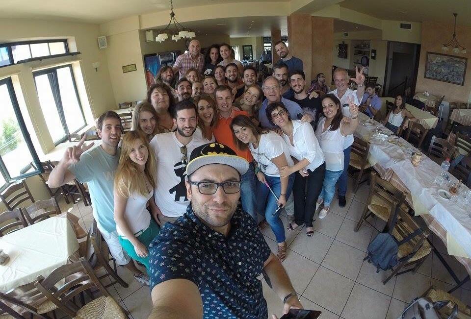 Selfie, Κυριακη μεσημερι