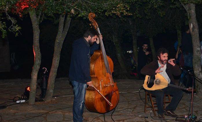 Ο Γιώργος Ξυλούρης κι ο Γιάννης Πολυχρονάκης μας ταξιδεύουν στις δικές τους μουσικές κορυφές.