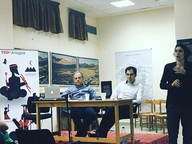 """Δανάη Δεληγιώργη, ψυχοπαιδαγωγός κοινωνικής και συναισθηματικής ανάπτυξης """"Χαρισματικά παιδιά, αναγνώριση και διαχείριση από γονείς και εκπαιδευτικούς"""" #tedxanogeia #mensa #mensa_Greece"""