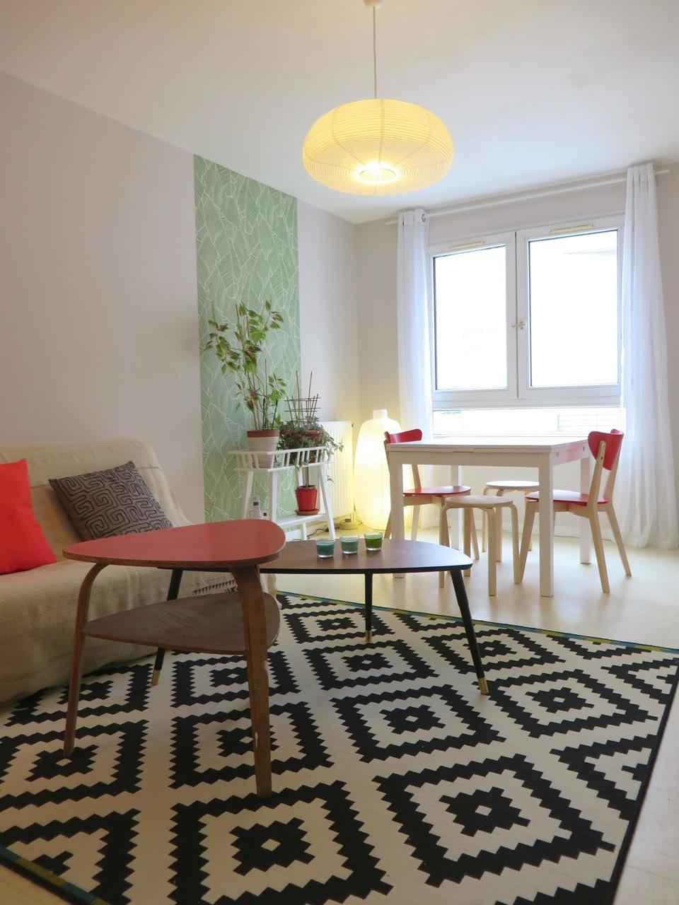 Décorateur Appartement Yvelines : séjour