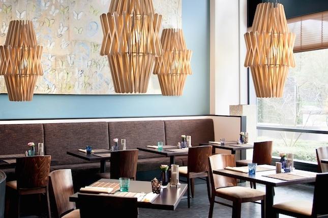 Decorateur restaurant : style moderne