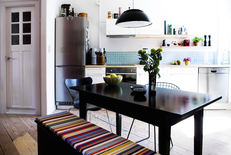 Decorateur interieur appartement : cuisine