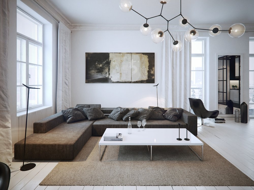 Architecte d corateur d 39 int rieur paris contrast deco for Decorateur interieur paris