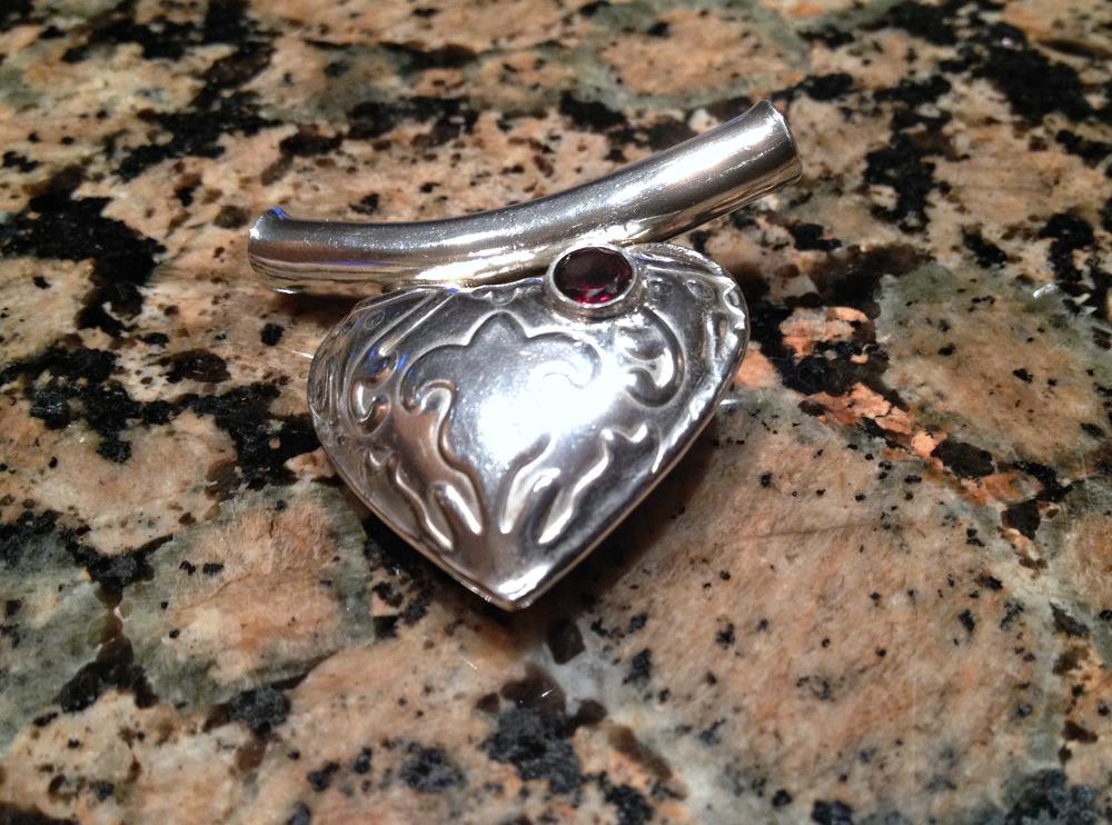 Silver Heart 4