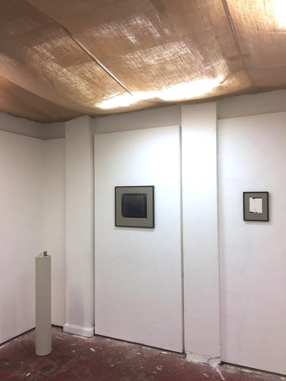Installation view: Eraserheads (left); Underworld (centre); City of Words (right).