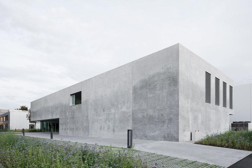 Concrete volume ©hiepler, brunier,