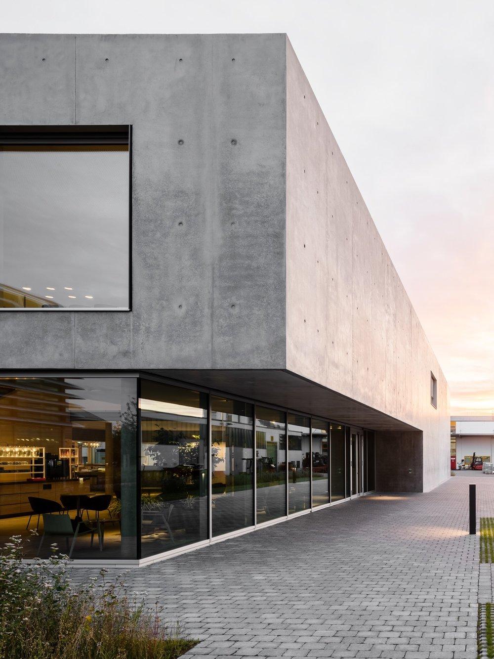 Exterior perspective ©hiepler, brunier,