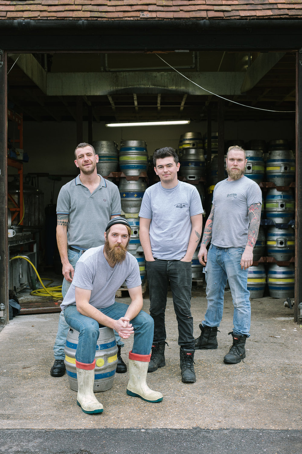 the renegade brewers