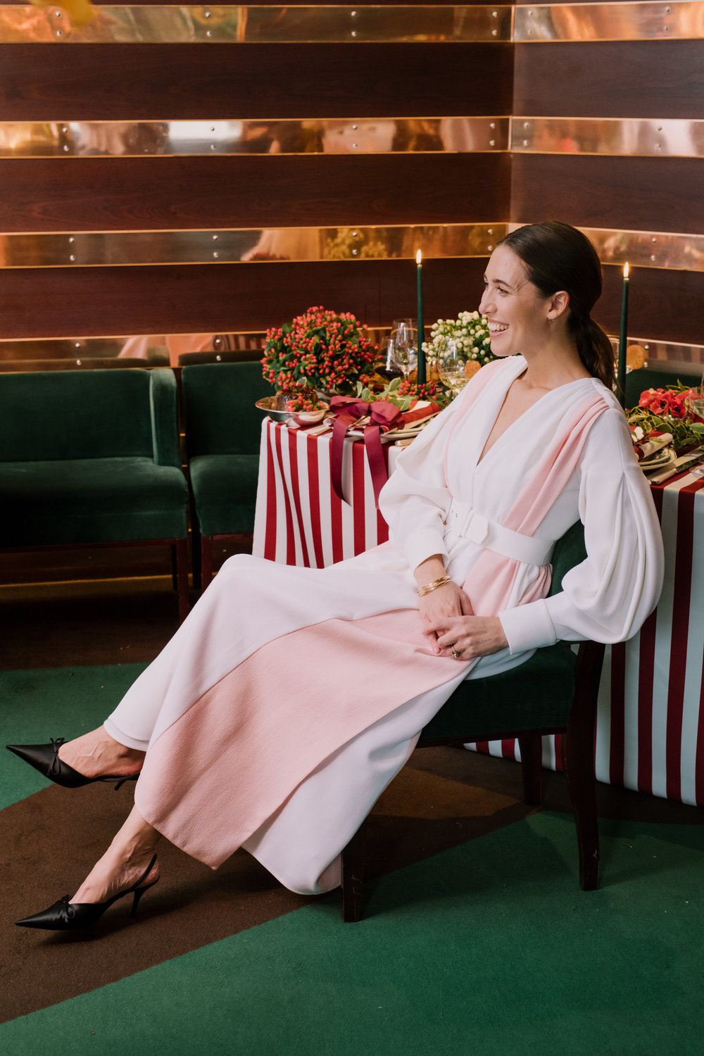 Emilia Wickstead for Town and Country