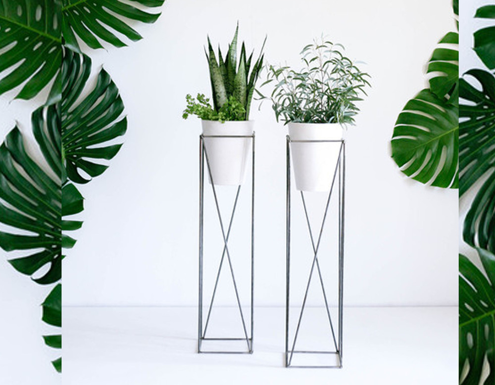 Tall planter from  KKDW