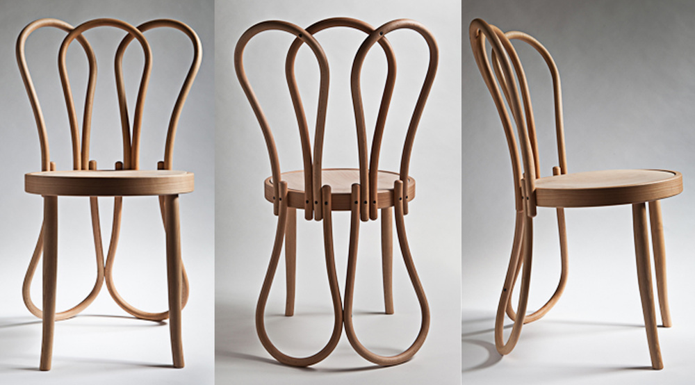 Postmundus Chair by Martino Gamper  Nilufar