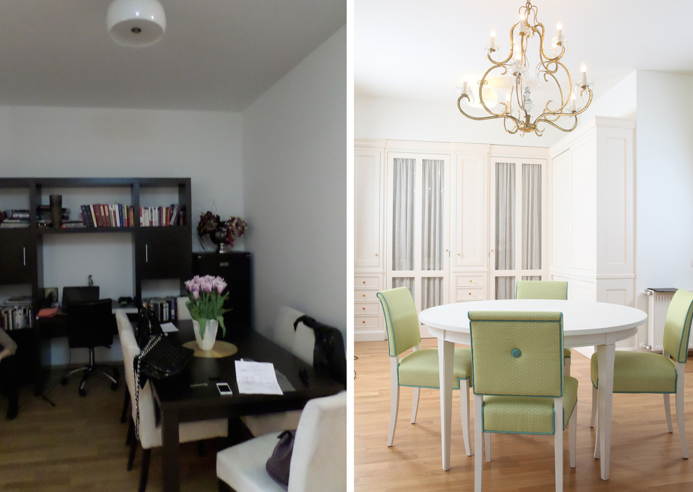 before/after dining - image  Casa Lux