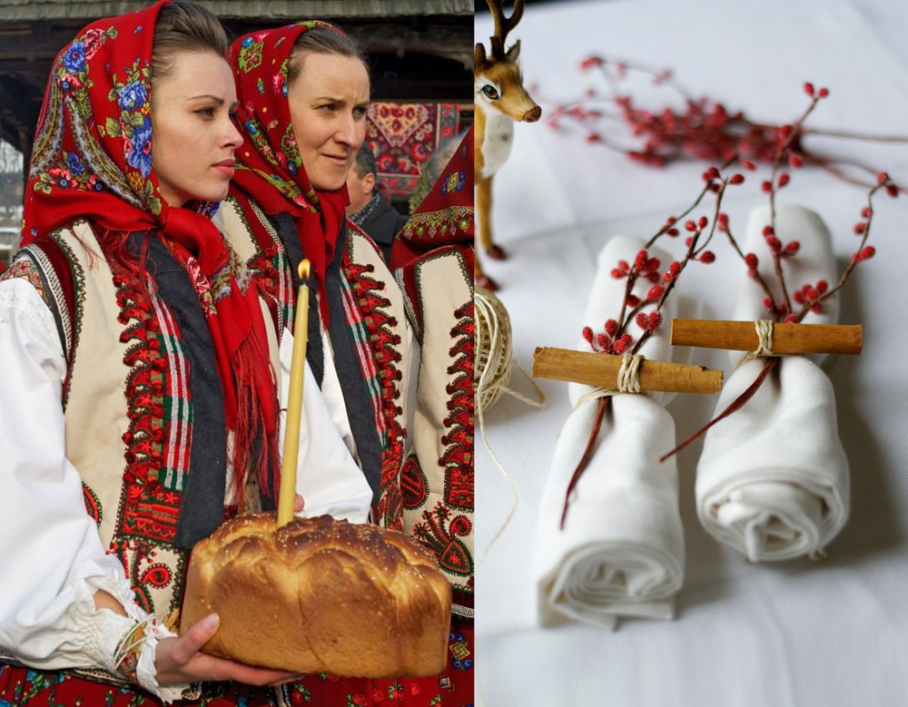 Maramures on  Pinterest  - table decoration idea  Pinterest
