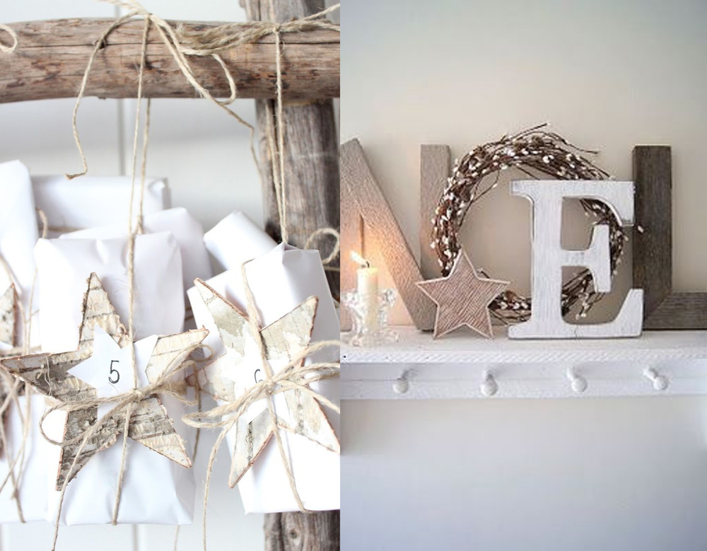 Christmas decoration ideas on  Pinterest